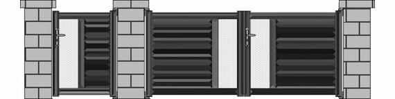 Configurateur de portail aluminium