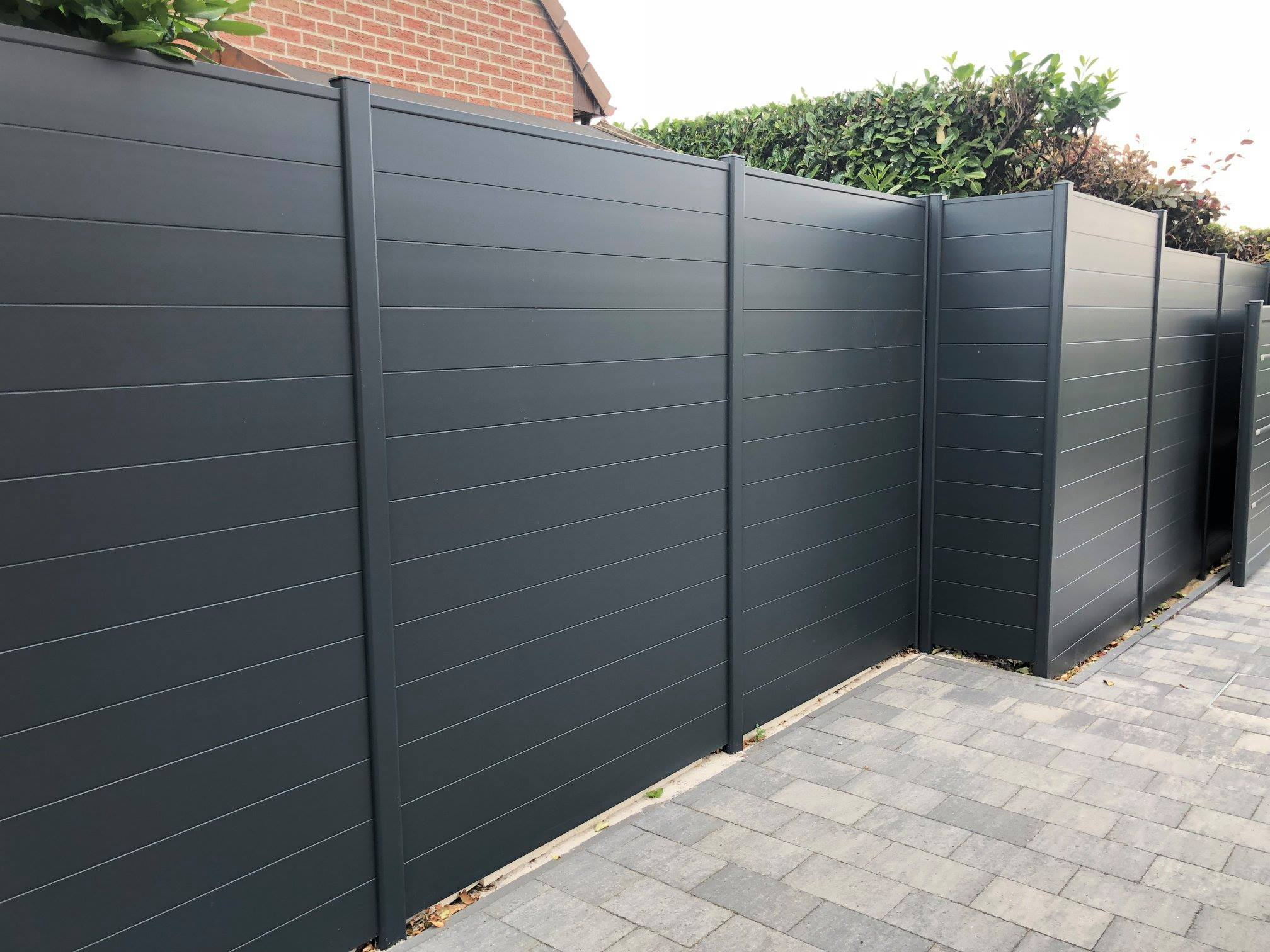 palissade aluminium briz tori portails. Black Bedroom Furniture Sets. Home Design Ideas